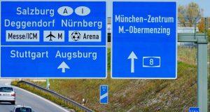 Autobahnhotels A8 Deutschland