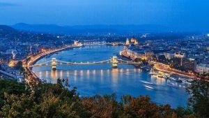 Budapest Städtetrip